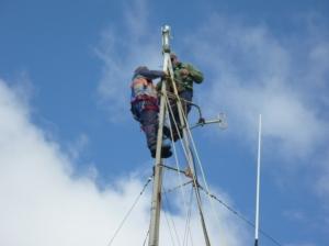 RLH antenna Job 012