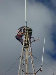 RLH antenna Job 015